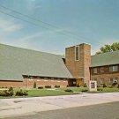First Christian Church in Neodesha Kansas KS Chrome Postcard - 3803