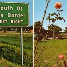 South of the Border Interstate 95 Tourist Facility in South Carolina SC Chrome Postcard - 0130
