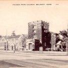 Payson Park Church in Belmont Massachusetts MA Vintage Postcard - 0451