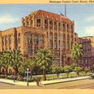 Maricopa County Court House in Phoenix Arizona AZ 1939 Curt Teich Postcard - 0699