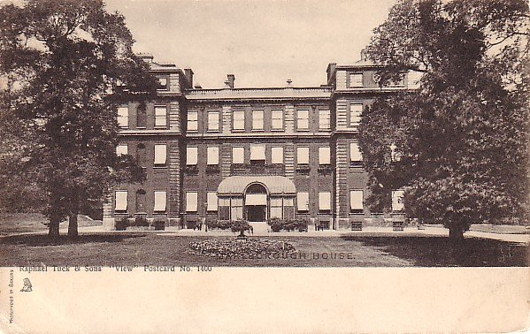 Raphael Tuck & Sons Vintage Postcard of the Marlborough House in London - 1028