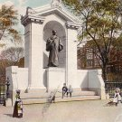 William Channing Memorial in Boston Massachusetts Raphael Tuck & Sons Postcard - 1063