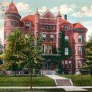 Hospital in Toledo Ohio OH, 1908 Vintage Postcard - 1107