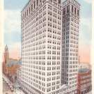 Dime Savings Bank Building in Detroit Michigan MI Vintage Postcard - 1214