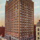 Masonic Temple in Chicago Illinois IL 1908 Vintage Postcard - 1274