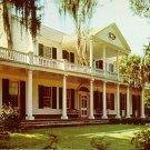 Linden Mansion in Natchez Mississippi MS Curt Teich Chrome Postcard - 1739