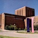 University Theatre in The University of Iowa at Iowa City, IA Postcard - 1869