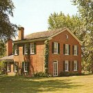 Plum Grove, Home of First Territorial Governor of Iowa in Iowa City IA Postcard - 1870