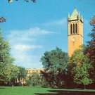 Central Campus at Iowa State University in Ames Iowa IA Chrome Postcard - 1943