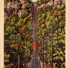 Lookout Mountain Incline Cable Car in Chattanooga Tennessee TN Postcard - 2017