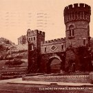 Elsinore Entrance to Eden Park in Cincinnati Ohio OH, Vintage 1917 Postcard - 2030