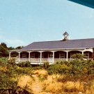 Community Hall at Bakers Island in Salem Massachusetts MA Postcard - 2033