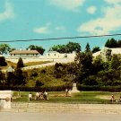 Old Fort Mackinac in Mackinac Island, Michigan 1960 Chrome Postcard - 2057