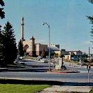 The Civic Center in Helena Montana MT Chrome Postcard - 2098