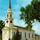 Congregational Church in Wilmington Massachusetts MA Chrome Postcard - 2099