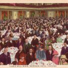 Interior View of the Cameo Ball Room, Morrison Hotel Chicago Illinois Vintage Postcard - 2130