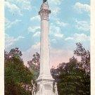 Iowa State Monument, Rossville Gap, Chattanooga Tennessee TN Postcard - 2172