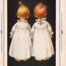 Artist Signed Vintage Comic Postcard by Douglas Tempest - 2216