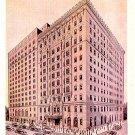Hotel Monteleone in New Orleans Louisiana LA, Mid Century Linen Postcard - 2362