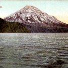 Mount St Helens in  Washington WA, Vintage Postcard - 2369