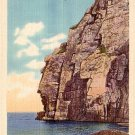 White Head Cushing Island in Portland Harbor, Maine ME Linen Postcard - 2404