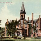 Drake University in Des Moines Iowa IA, Vintage Postcard - 2509