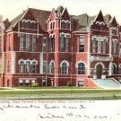 State Normal Industrial College in Greensboro North Carolina NC 1907 Vintage Postcard - 2514