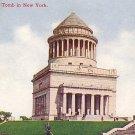 General Grants Tomb in New York City NY, Vintage Postcard - 2563