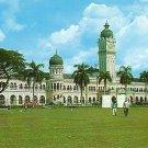 The Secretariat Building in Kuala Lumpur Singapore, Chrome Postcard - 2587