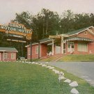 Gandy Motor Hotel in Tallahassee Florida FL, Chrome Postcard - 2606