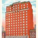 Hotel President in New York City NY, Vintage 1934 Postcard - 2662