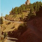 Will Rogers Shrine at Colorado Springs CO, Chrome Postcard - 2690
