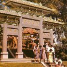 Haw Par Villa in Singapore, Chrome Postcard - 2700