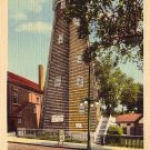 Observatory in Portland Maine ME, 1946 Curt Teich Linen Postcard - 2812