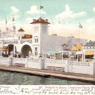 Attractions at White City Amusement Park in Chicago Illinois IL, Postcard - 2973