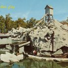 The Flooded Mine at Silver Dollar City in Branson Missouri MO, Chrome Postcard - 2985