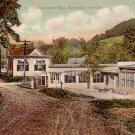 Fellows Gear Shop in Springfield Vermont VT, 1907 Vintage Postcard - 3254