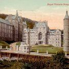 Royal Victoria Hospital in Montreal Canada, 1911 Vintage Postcard - 3256
