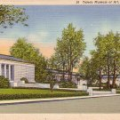 Museum of Art in Toledo Ohio OH, 1938 Curt Teich Postcard - 3314