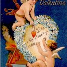 Take this Heart of Mine, 1911 Valentine's Day Vintage Postcard - 3377