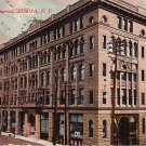 Steele Memorial Building at Elmira New York NY, 1909 Vintage Postcard - 3426