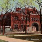 The Auditorium in Lincoln Nebraska NE, 1912 Vintage Postcard - 3464