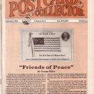 September 1984 Postcard Collector Magazine, Krause Publication