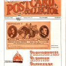 November 1984 Postcard Collector Magazine Krause Publications Inc.