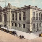 Union Railroad Station at Albany New York NY, Vintage Postcard - 3605