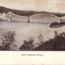 East Haddam Bridge at Connecticut CT, Vintage Postcard - 3646