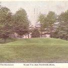 Round Top at East Northfield Massachusetts MA, 1910 Vintage Postcard - 3706