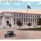 The New Post Office in Washington D.C., Vintage Postcard - 3726