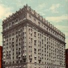 Hotel Jefferson at St. Louis Missouri MO, 1914 Vintage Postcard - 3835