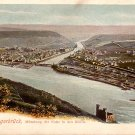 Bingen Bingerbruck in Germany, Vintage Postcard - 3894
